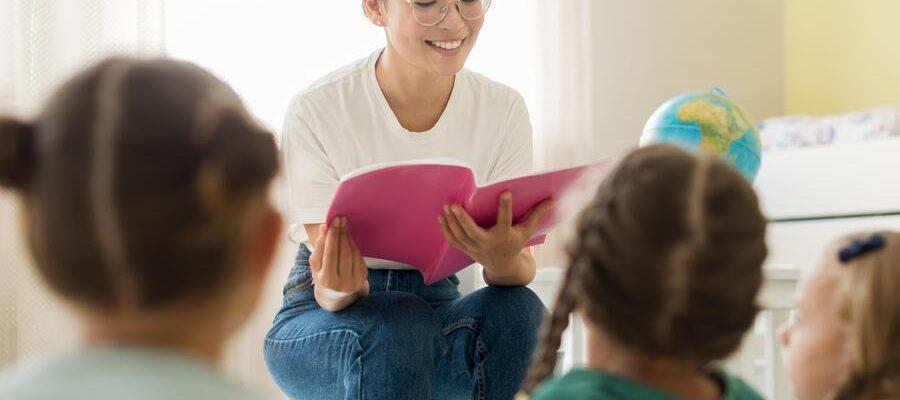 Campo laboral de la pedagogia