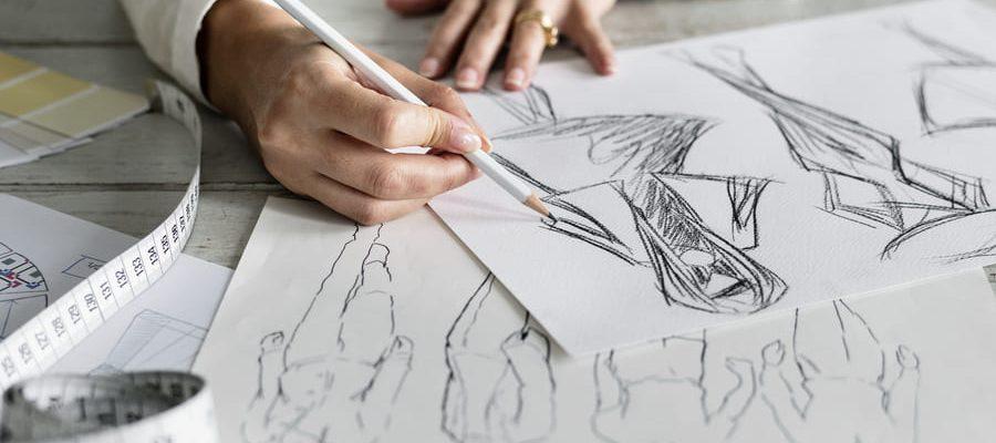 ¿Qué hace un diseñador de moda?